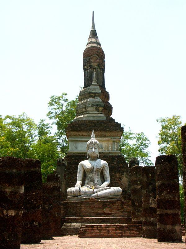 Wat Trapang Ngoen - スコータイ