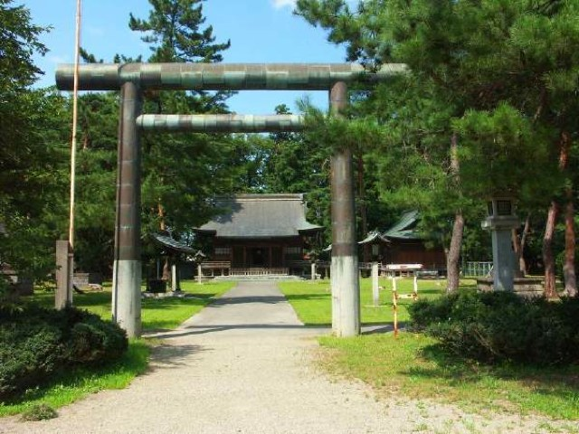 弘前城護国神社