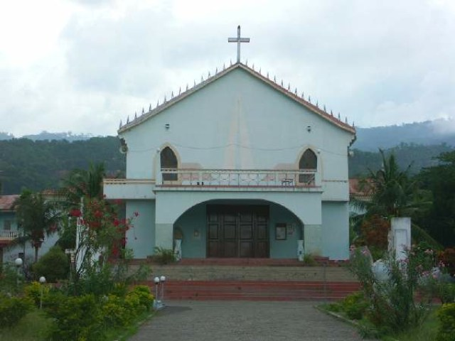 Balide Church - Dili