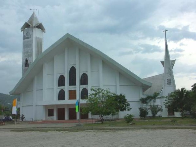 Cathedral of the immaculate Conception - Dili