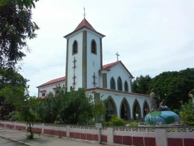 Igreja Moetal - Dili