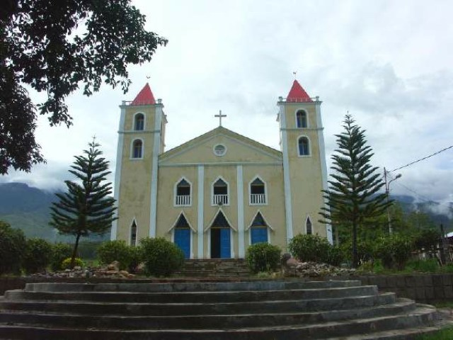 アイナロ教会