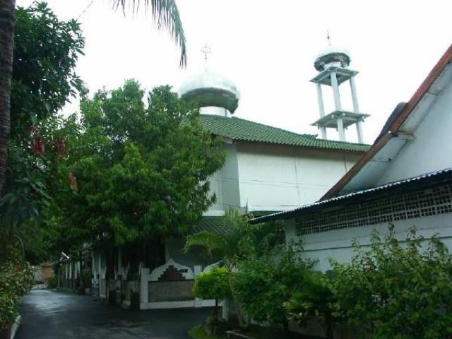 Masjid Raya Istiqomah - バリ島