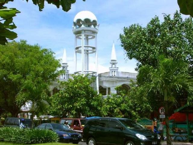Masjid Agung - バリ島
