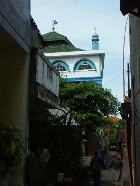 Masjid Al Mujahidin - バリ島