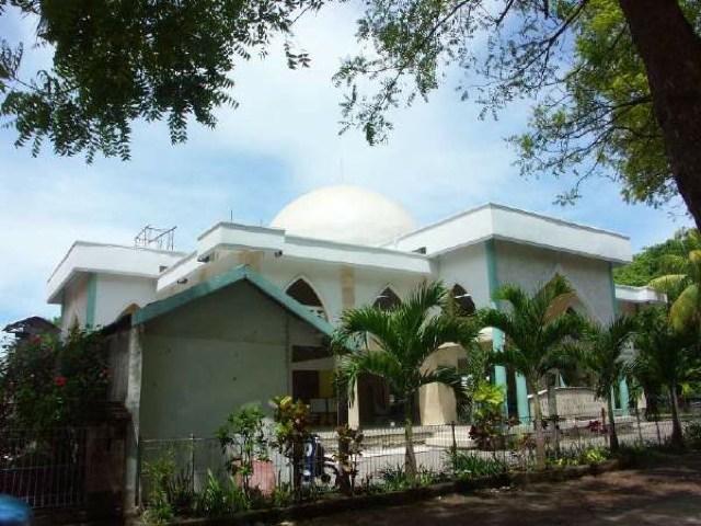 Masjid Nural Huda - バリ島