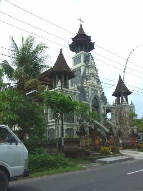 Jemaat Galang Ning Hyang - バリ島
