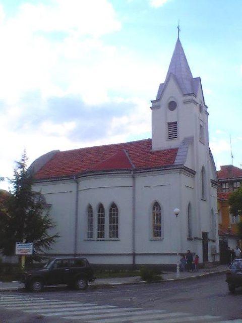 福音バプテスト教会 - カザンラク