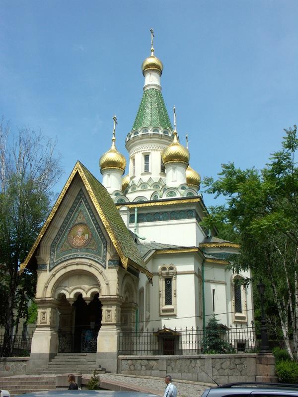 ニコライ聖堂 - ソフィア