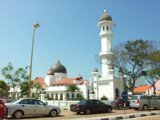 Masjid Kapitan Keling - ペナン島