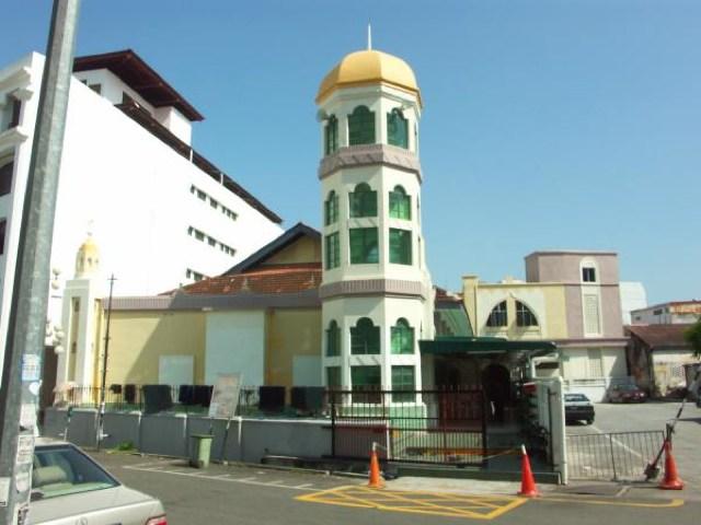 Benggali Mosque - ペナン島