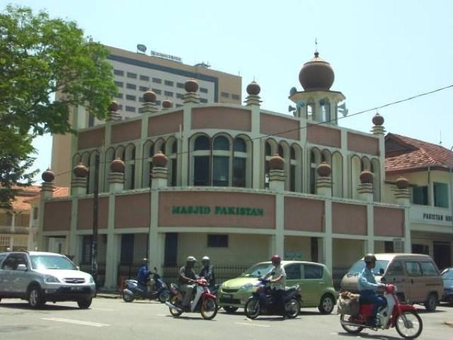 Masjid Pakistan - ペナン島