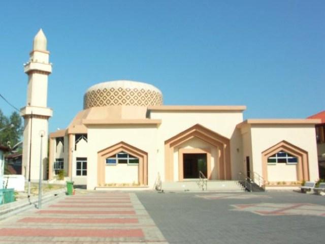 Masjid Jamek Ar Rahman - ペナン島