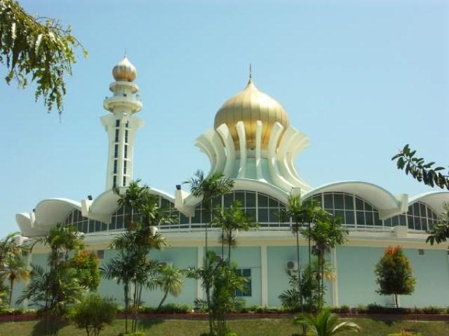 Masjid Negeri - ペナン島
