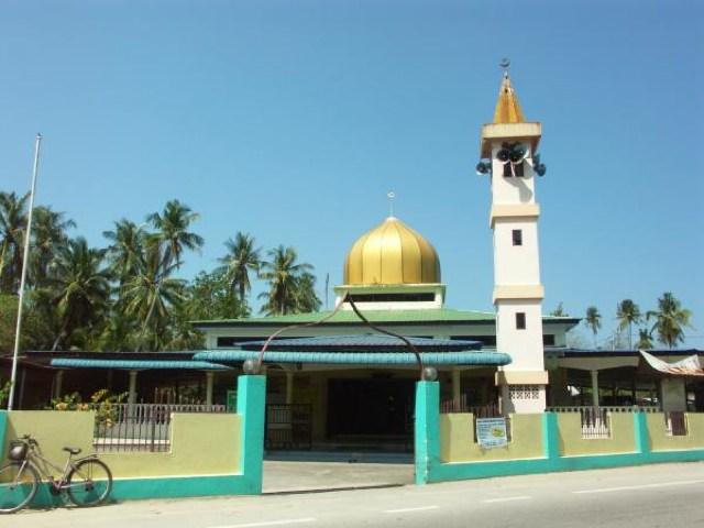 Masjid - Balil Pulau