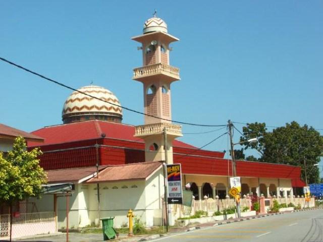 Masjid Jamek Teluk Bahang - ペナン島