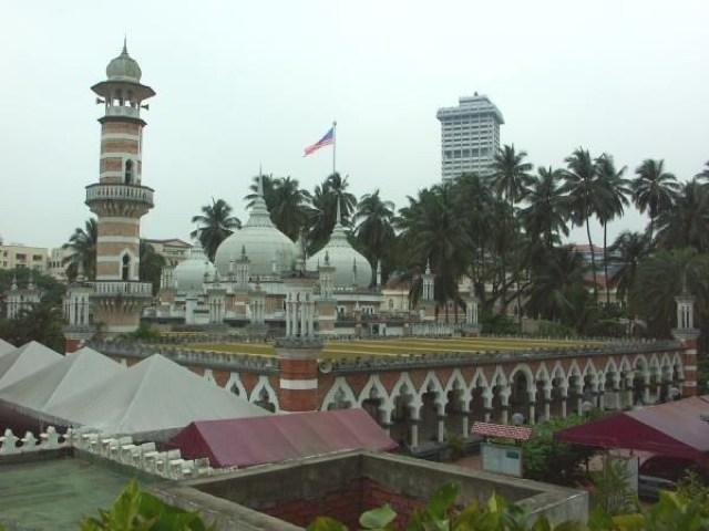 Masjid Jamek - クアラルンプール
