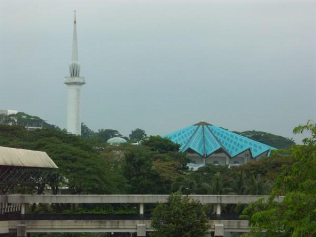 国立モスク - クアラルンプール
