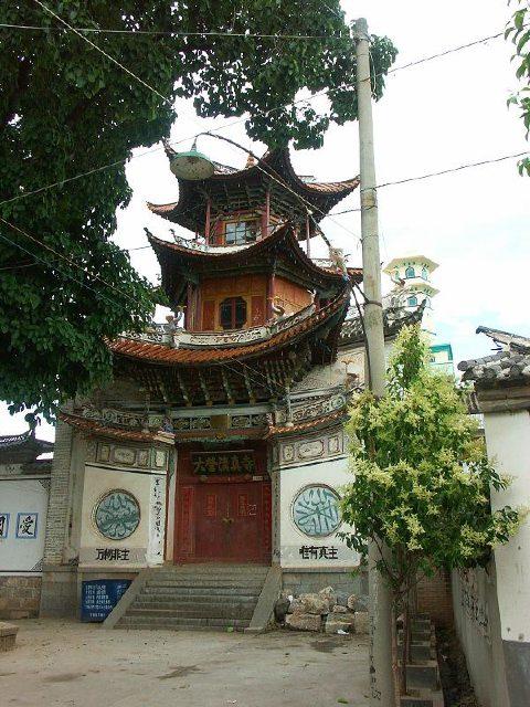 清真寺 - 大菅村