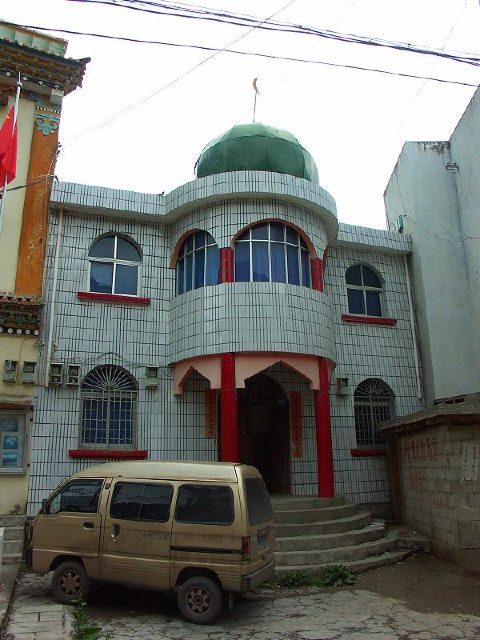 徳欽清真寺