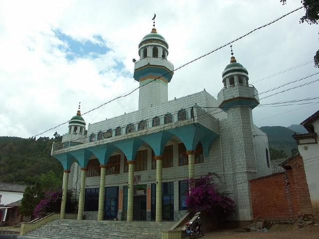 清真寺 - 文明村