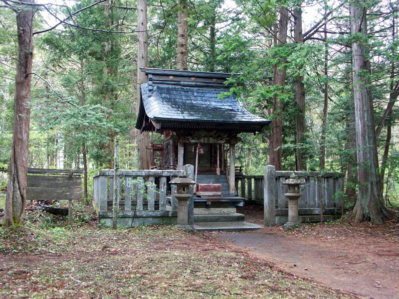 高房神社 - 湯西川