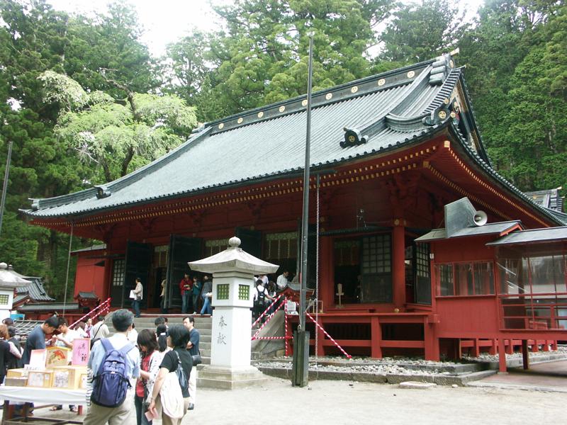 二荒山神社 - 日光