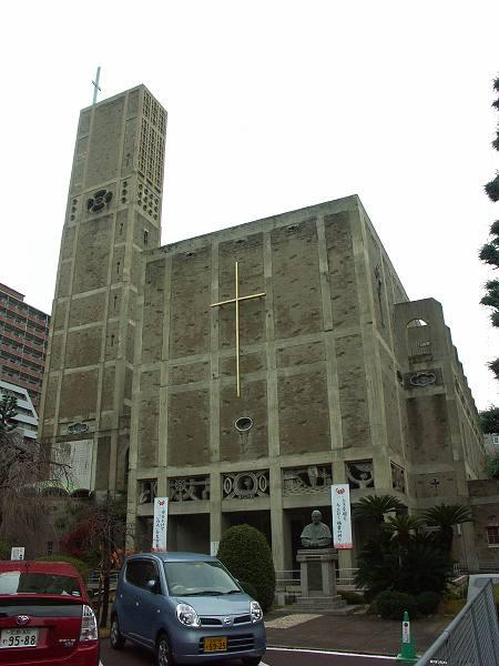 世界平和記念聖堂 - 広島