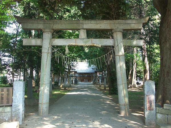 鹿嶋神社 - 土浦