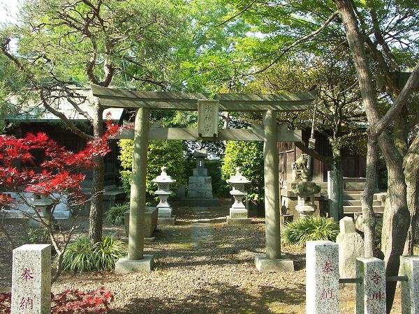 水神宮 - 土浦