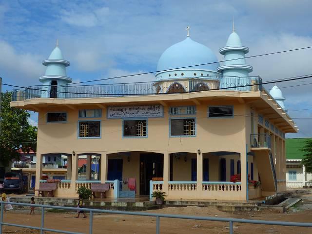 Neak Mah Mosque - シェムリアップ