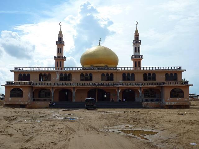 ドバイ・プノンペン・モスク