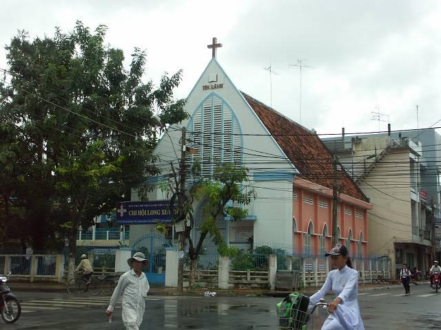 プロテスタント教会 - ロンスエン
