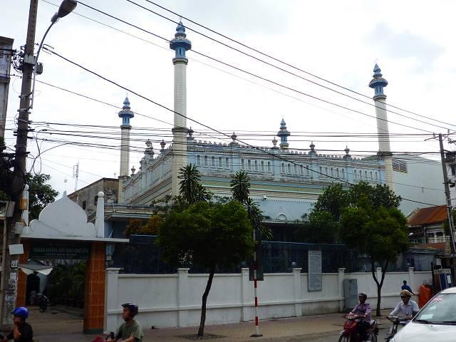 チョロン・モスク - ホーチミンシティ