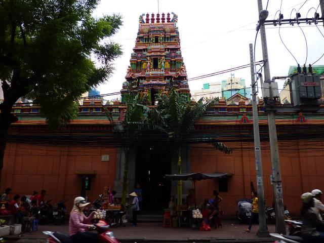 Mariamman Hindu Temple - ホーチミンシティ