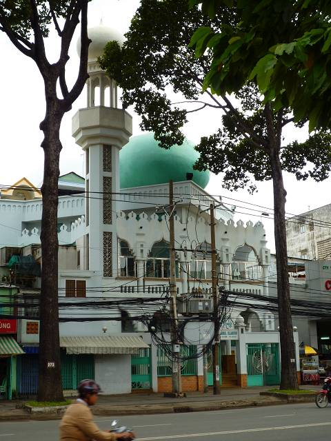 Jamiul Islamiyah Mosque - ホーチミンシティ