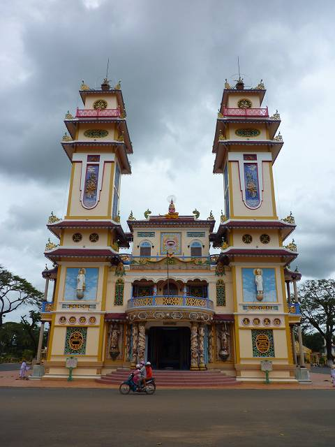 The Caodai Great Temple
