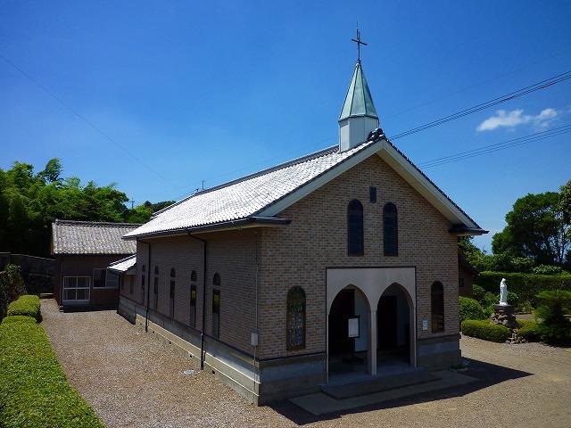 山野カトリック教会