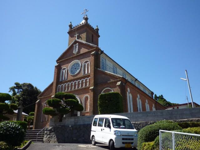 黒島教会堂