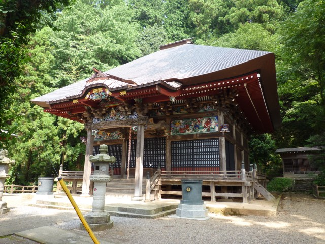 大悲願寺 - あきる野