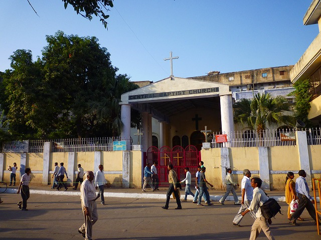 Central Baptist Church, Delhi