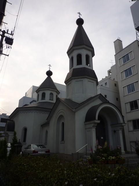 仙台ハリストス正教会