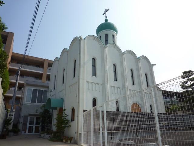 名古屋ハリストス正教会・神現聖堂