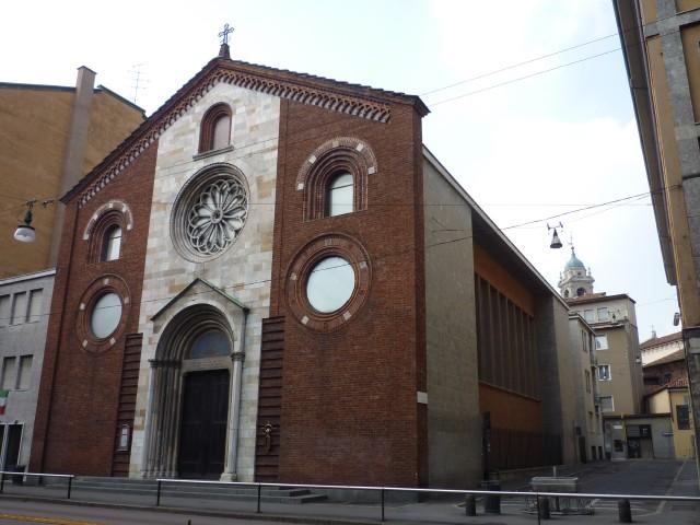 Tempio Valdese - ミラノ