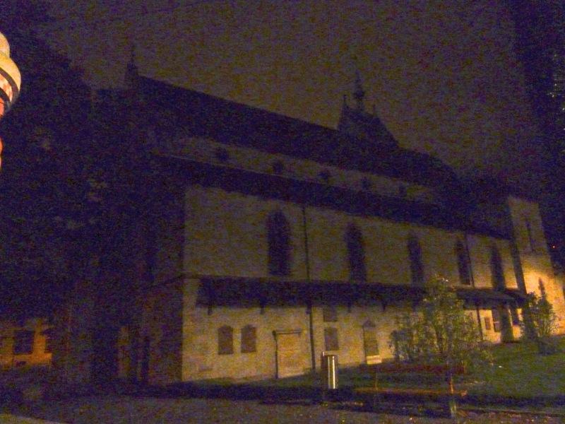 セオドール教会 - バーゼル