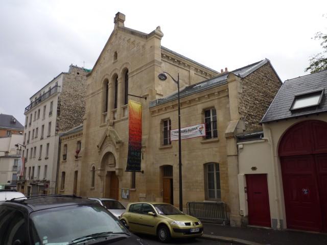 Eglise Reformee de Paris-Belleville - パリ