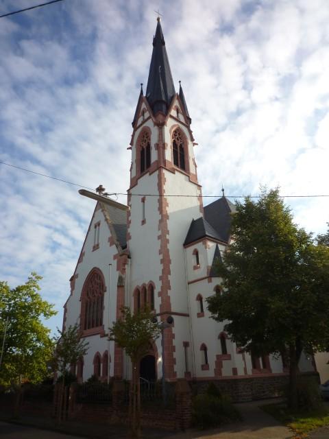 Evangelische Pfarrkirche - Engers