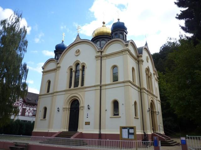 Kirche der Hl. Alexandra - Bad Ems
