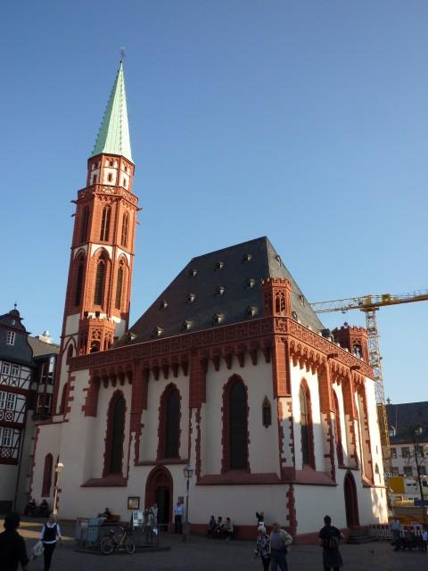 Alte Nikolaikirche - フランクフルト