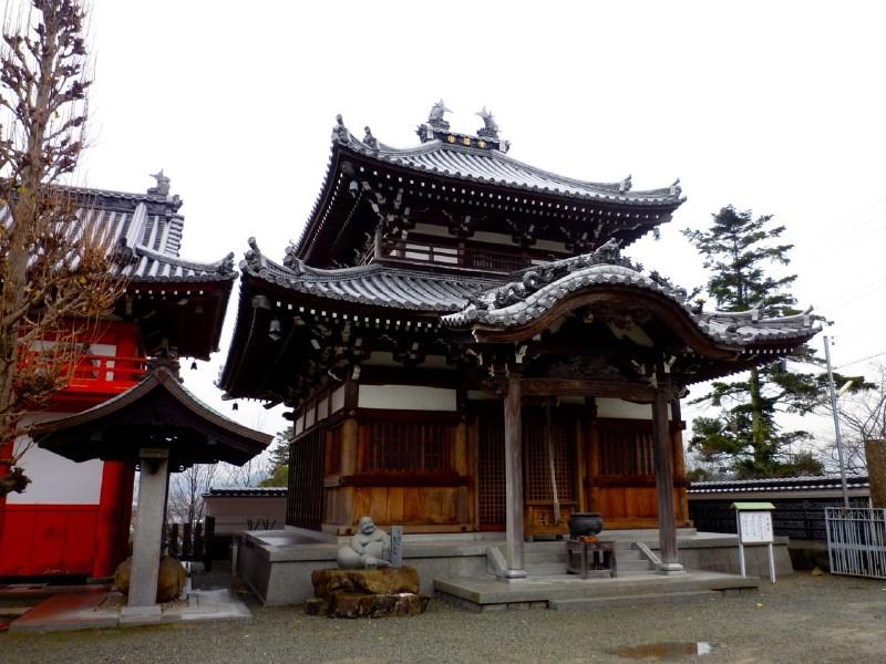 賀集山護国寺 - 淡路島